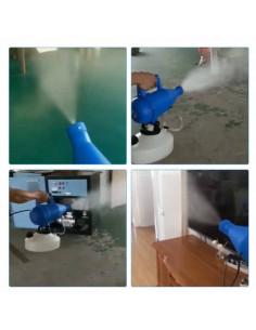 Nebulizador Portátil - Desinfección