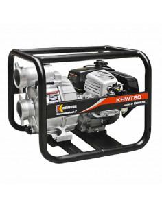 """Motobomba Gasolina Kohler 3""""X3"""" TRASH KHWT80"""